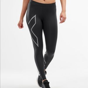 2xu running compression tights